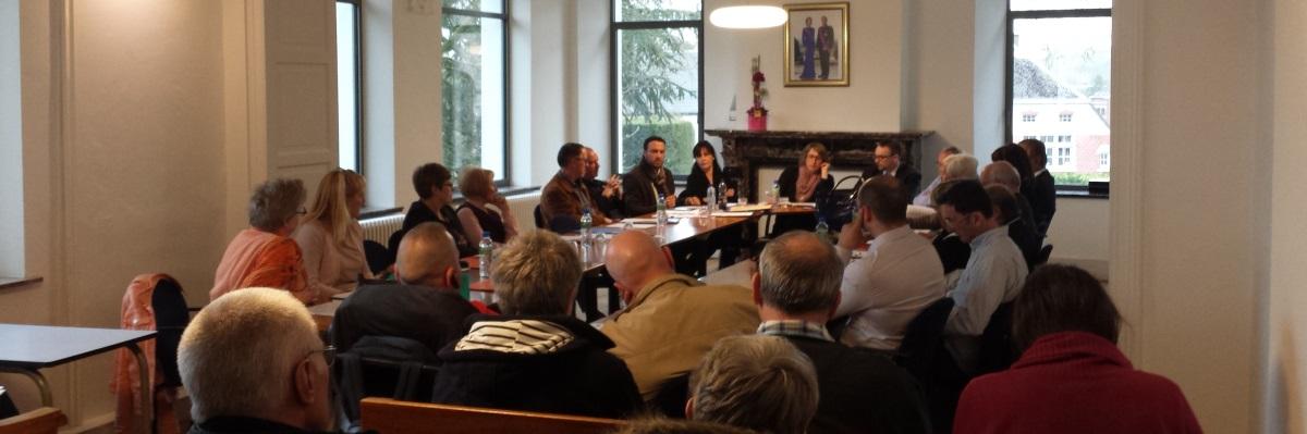Chronique d'une séance ordinaire du conseil communal – la séance du 16 février 2017