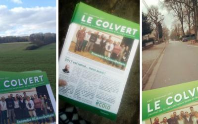 Le Colvert #26 – Printemps 2017 dans votre boite aux lettres et disponible au format PDF sur notre site !