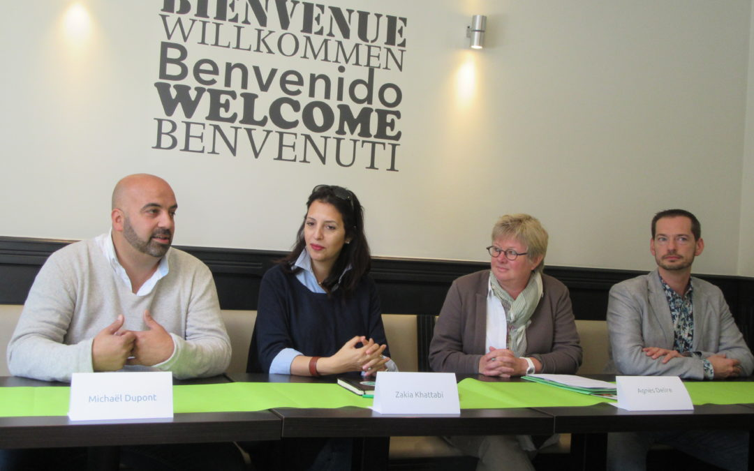 [Conférence de presse] La locale Ecolo de Montigny-Landelies dévoile ses intentions pour les élections communales d'octobre 2018