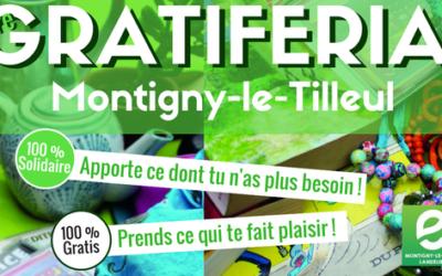 1ère Gratiferia de Montigny – le Samedi 11 Novembre !